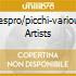 VESPRO/PICCHI-VARIOUS ARTISTS