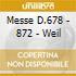 MESSE D.678 - 872 - WEIL