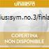 SIBELIUS:SYM.NO.3/FINLANDIA