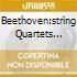 BEETHOVEN:STRING QUARTETS VOL.1
