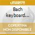 Bach keyboard album