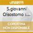 S.GIOVANNI CRISOSTOMO : LEGE ARTIST