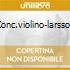 CONC.VIOLINO-LARSSON