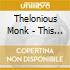Thelonious Monk - This Is Jazz