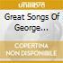 Various - Great Songs Of George Gershwin