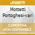MOTTETTI PORTOGHESI-VARI