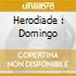 HERODIADE : DOMINGO