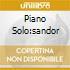 PIANO SOLO:SANDOR