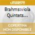 BRAHMS:VIOLA QUINTETS NR.1&2