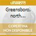 Greensboro, north carolina - august 6,20