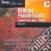 Stern Isaac - Brahms, Mendelssohn: Concerti Per Violin