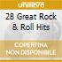 28 GREAT ROCK & ROLL HITS