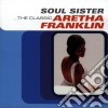 Aretha Franklin - Soul Sister - The Best Of