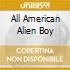 ALL AMERICAN ALIEN BOY