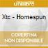 Xtc - Homespun
