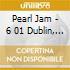 PEARL JAM LIVE POINT THEATER DUBLIN