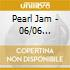 PEARL JAM LIVE CARDIFF ARENA WALES