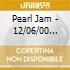 PEARL JAM LIVE LANDGRAAF HOLLAND