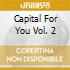 Capital For You Vol. 2