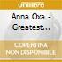 Anna Oxa - Greatest Hits 2001