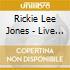Rickie Lee Jones - Live At Red Rocks