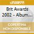 Brit Awards 2002 - Album Of The Year