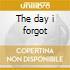 The day i forgot