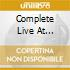 COMPLETE LIVE AT SIN-E'/CD+DVD