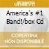 AMERICA'S #1 BAND!/BOX CD
