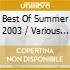 THE BEST OF SUMMER (2CDx1)
