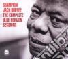 Dupree Champion Jac - The Complete Blue Horizon Sessions (2cd)