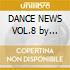 DANCE NEWS VOL.8 by Hitmania/Riv+CD