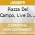 PIAZZA DEL CAMPO, LIVE IN SIENA+DVD