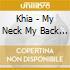 Khia - My Neck My Back (lick It)