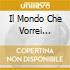 IL MONDO CHE VORREI (VERSIONE 45 GIRI)