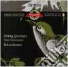 Belcea Quartet - Britten/string Quartets Nos 1 3 (2 Cd)