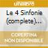 LE 4 SINFONIE (COMPLETE) GIULINI