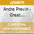 Andre Previn - Great Recordings (10 Cd)