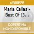 Maria Callas - Best Of (3 Cd)