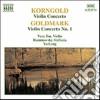 Korngold Erich Wolfgang - Perlman Itzhak - Groc: Korngold Concerti Per Violino