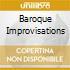 BAROQUE IMPROVISATIONS
