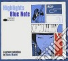 Highlights Blue Note   A Groove Selection By Hans Mantel (8 Cd)