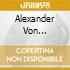 20TH CENTURY CLASSICS: ALEXANDER VON ZEM