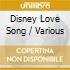 Disney Love Song