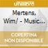 Mertens, Wim/ - Music And Film (3 Cd)