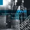 WEILL: SYMPHONY N2, SEVEN DEADLY SINS