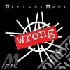 WRONG (MAXI CD SINGLE)