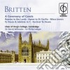 Benjamin Britten - King's College Choir - A Ceremony - Classics For Pleasure