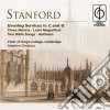Kings College Choir, Cambridge - Evening Services In