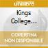 Kings College Choir, Cambridge - More Choral Favourites From